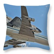 Endeavour's Last Flight Iv Throw Pillow