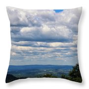 Endless Highland Beauty Throw Pillow