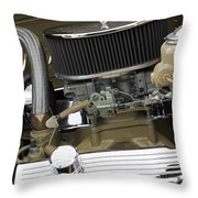 Engine523 Throw Pillow