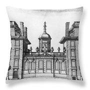 England: St. Pauls School Throw Pillow