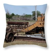 Enjoying Retirement Throw Pillow