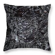 Enkai Of Maasai Tradition Throw Pillow