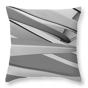 Entangled Thoughts Throw Pillow