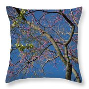Entwining Throw Pillow