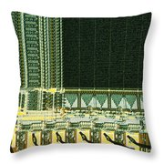 Eprom Throw Pillow