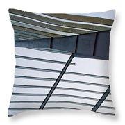 Erector Set 2 Throw Pillow