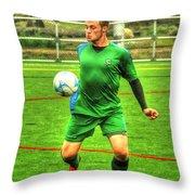 Eric 2 Throw Pillow