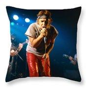 Eric Burdon 1 Throw Pillow