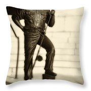 Ernest Hemingway The Old Man And The Sea Throw Pillow