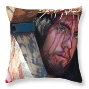 Esater In Valle Throw Pillow