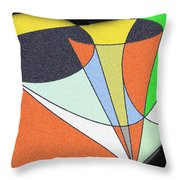 Escaping Conservatism Throw Pillow
