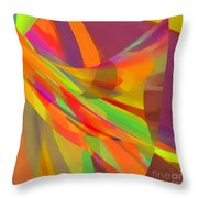 Esprit Throw Pillow by ME Kozdron