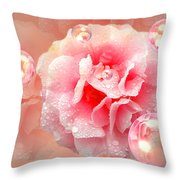 Essence Of Sophie Throw Pillow