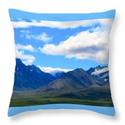 Essential Layers Throw Pillow