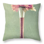 Estillo Vase - S01t04 Throw Pillow by Variance Collections
