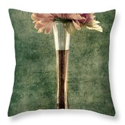 Estillo Vase - S02et01 Throw Pillow by Variance Collections