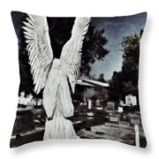 Eternal Angel Throw Pillow