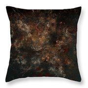 Eternal Garden Throw Pillow