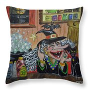 Eureka   I've Got It Throw Pillow
