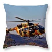 Eurocopter Uh-72 Lakota Throw Pillow