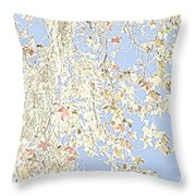 Ever Changing Throw Pillow