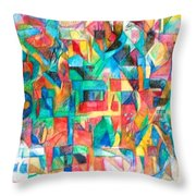 Every Jew Has A Portion In The World To Come  Throw Pillow