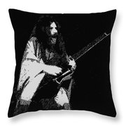 Expanding Musical Boundaries Throw Pillow