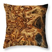 Extrapolation Throw Pillow