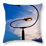 Extraterrestrial Throw Pillow