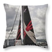 Extreme 40 Team Wales Throw Pillow