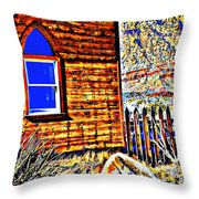 Eye Of The Soul Throw Pillow