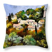 Eygalieres  Throw Pillow