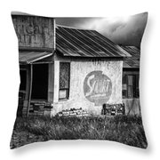Fading Dreams Throw Pillow by Kelly Rader