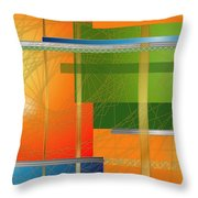 Failing Perspective Limited Edition Throw Pillow