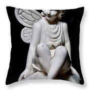 Fairy 2 Throw Pillow