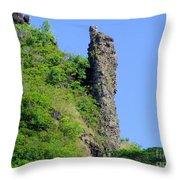 Fairy Chimney  No 2 Throw Pillow