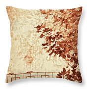 Fall II Throw Pillow