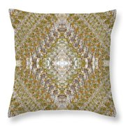 Fall Kaleidoscope Three Throw Pillow