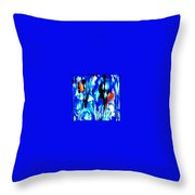 Fallic Breeze Throw Pillow