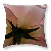 Falling Back In Love Throw Pillow