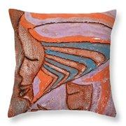Family 13 - Tile Throw Pillow