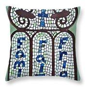 Family Faith Friend Throw Pillow