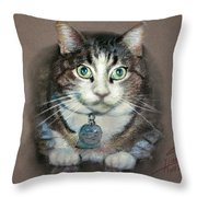 Fancy Throw Pillow