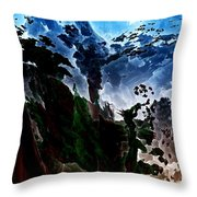 Fantasy 062112 Throw Pillow