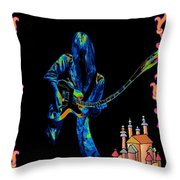 Farewell To Kings Art Throw Pillow