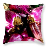 Farm Fresh Throw Pillow