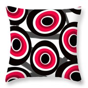 Fashion Spots  Throw Pillow