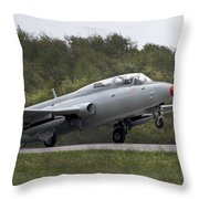 Fast And Loud Throw Pillow
