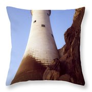 Fastnet Rock, County Cork, Ireland Throw Pillow