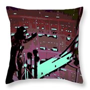 Father And Son Reunion Throw Pillow
